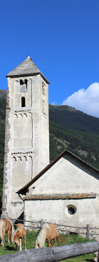 Church in Vinschgau
